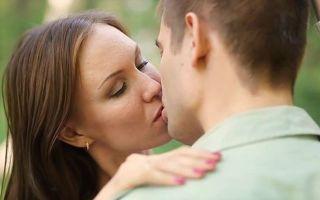 Как правильно целоваться: техники, способы и полезные советы