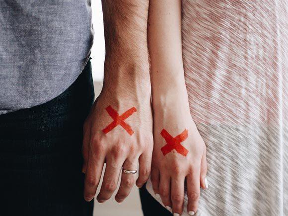 Как сказать своему мужу о разводе: инструкция, полезные советы