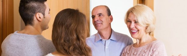 Как познакомить парня с родителями: подготовка и идеи