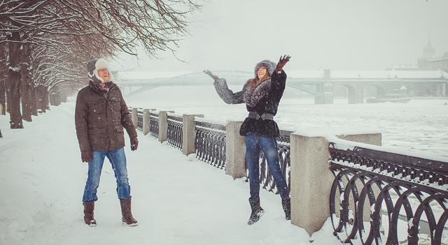 Куда пригласить девушку на первое свидание зимой: 20 вариантов