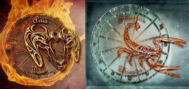 Овен и Скорпион: от каких критериев зависит совместимость