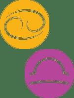 Совместимость Рак и Весы: точки соприкосновения и конфликты