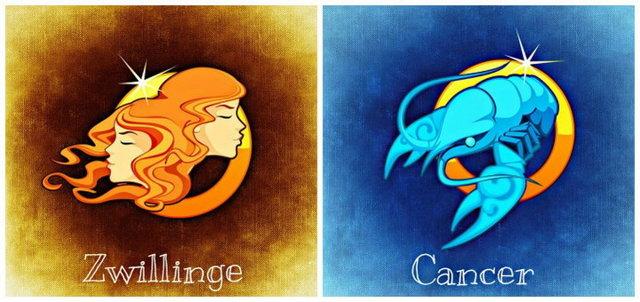 Рак и Близнецы: совместимость знаков зодиака, прогноз отношений