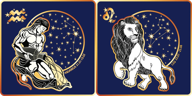 Водолей и Лев: совместимость и характеристика знаков, советы