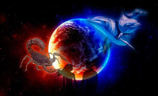 Совместимость Скорпиона и Рыб: единение в бурном океане жизни