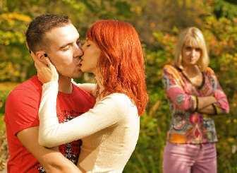 Поцелуй – это измена или нет, когда это признак неверности